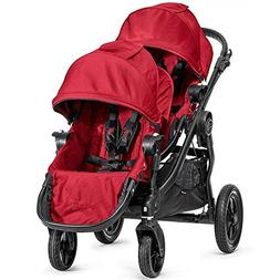 Baby Jogger 2016 City Select Stroller with 2nd Seat - Red
