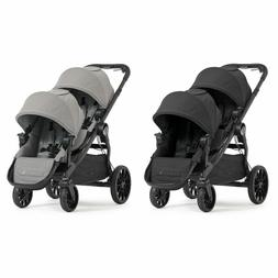 Baby Jogger 2017 City Select LUX Double Stroller Pram with 2