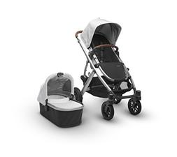 Infant Uppababy 2017 Vista Aluminum Frame Convertible Stroll
