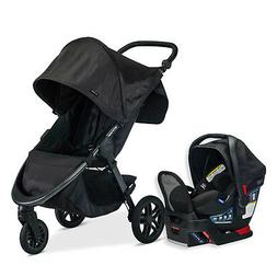 Britax 2018 B-Free Stroller in Frost Brand New Free Shipping