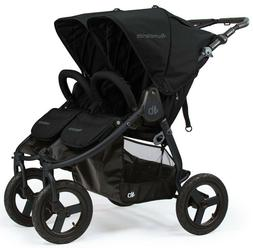 Bumbleride 2018 Indie Twin Stroller, color = Matte Black