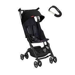 2018 GB Pockit + Plus Stroller w/Cybex Car Seat Adapter Incl