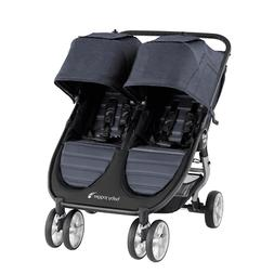 Baby Jogger 2020 City Mini 2 Double Stroller - Carbon - New!