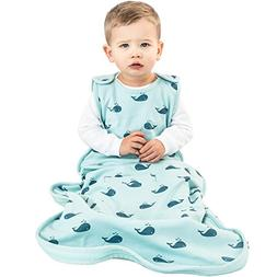 Woolino 4 Season Baby Sleeping Bag, Merino Wool Baby Sleep S