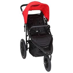 Baby Trend Stealth Jogger Stroller, Cardinal