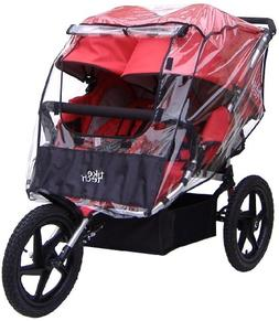 Tike Tech Double All Terrain X3 Sport All Season Stroller Co