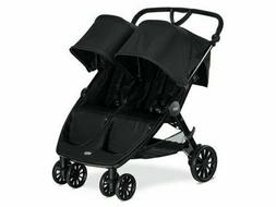 Britax B-Lively Double Stroller Color: Raven - BRAND NEW 202