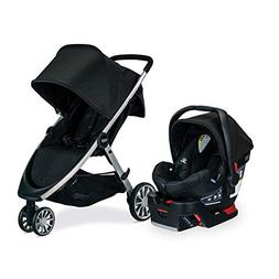 Britax B-Lively & B-Safe 35 Travel System, Raven