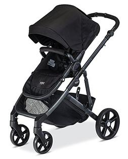 Britax B Ready Inline Twin Baby Double Stroller with Second