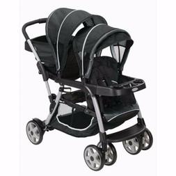 Graco Baby Double Stroller Click Connect LX