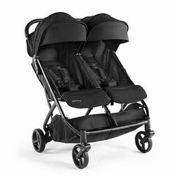 Baby Double Stroller Twin Children Kids Reclining Seats Lock