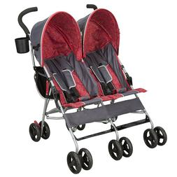 baby stroller for twins two kids double