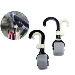 Baby Stroller Hook Holder Pram Double Rotate Pushchair Hange