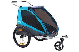 Infant Thule 'Coaster Xt' Bike Trailer, Size One Size - Blue