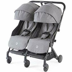 Contours Bitsy Double Compact Fold Lightweight Travel Stroll