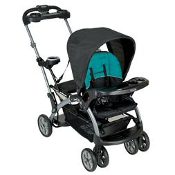 Blue Baby Trend Sit N Stand Ultra Stroller,Lagoon