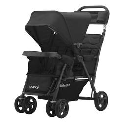 caboose too ultralight graphite stroller stand on
