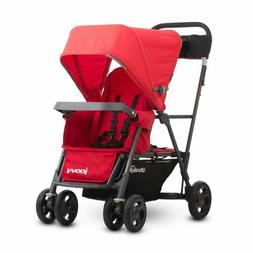 caboose ultralight graphite stand on tandem stroller