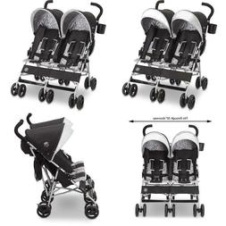 Charcoal Galaxy J Is For Jeep Br Scout Double Stroller Sun V