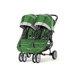Baby Jogger City Mini Double Child Stroller Evergreen