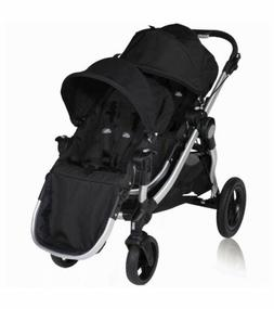 Baby Jogger City Select Lux Double Stroller Pram With 2nd Se