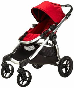 Baby Jogger 2015 City Select Double Stroller - Ruby  - Brand
