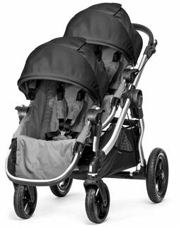 Baby Jogger City Select Stroller - Gray/Black