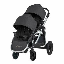 Baby Jogger City Select Twin Tandem Double Stroller w/ Secon