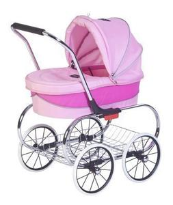 """Valco Baby Classic Stroller, Pink Princess Doll, 19""""L X 15""""W"""