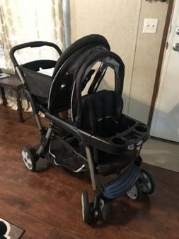 graco click connect double stroller