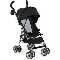 Kolcraft Cloud Umbrella Stroller, Black Travel Umbrella Stro