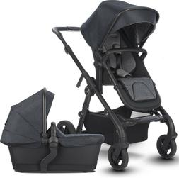 Silver Cross Coast Single to Double Pram System Baby Strolle