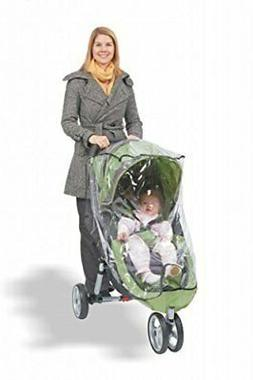 Comfy Baby Universal Single Jogging Stroller Raincover