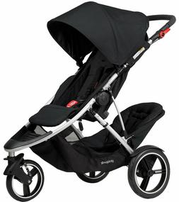Phil & Teds Dash Inline Stroller - Grey