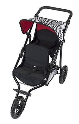 deluxe double jogger doll twin
