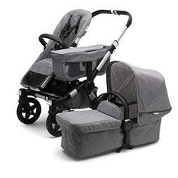 Bugaboo Donkey2 Classic Collection Complete Mono Stroller, A