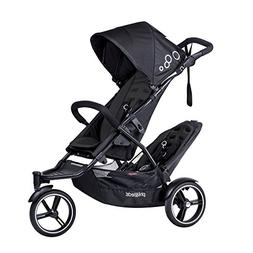 phil&teds Dot Buggy with Second Seat, Black