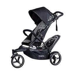 Phil & Teds Dot Inline Stroller - Graphite