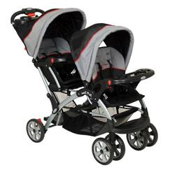 Double Baby Stroller Travel System Infant Twin Car Seat Carr