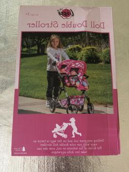 Lissi Double Doll Stroller