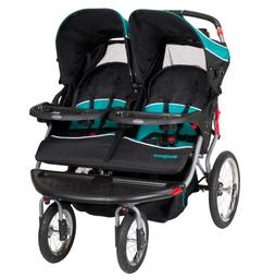Double Jogging Stroller For Infant And Toddler Jogger Baby T