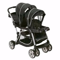 Graco  Double Seat Stroller Infant Toddler Ready2Grow Click