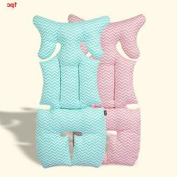 Double Sided Stroller Cushion Cotton Padding Accessories Uni