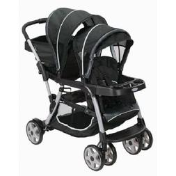 Double Stroller Baby Twin Tandem Inline Click Connect Gotham