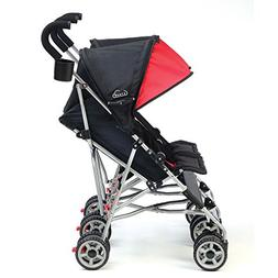 Product of Kolcraft Cloud Double Umbrella Stroller, Scarlet