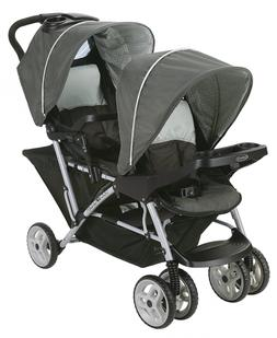 Graco Duo Glider Click Connect Lightweight Double Stroller,