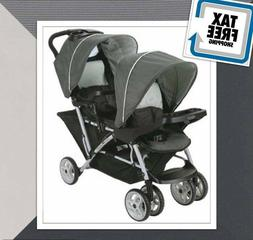 Graco Duo Glider Click Connect Travel System Tandem Double S
