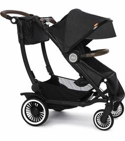 Austlen Entourage Expandable Stroller - Black -  Brand New!!
