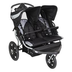 FACTORY NEW Baby Trend Navigator Lite Double Jogger Stroller