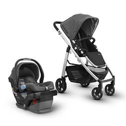 UPPAbaby Full-Size Cruz Infant Baby Stroller & MESA Car Seat